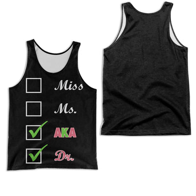 AKA Doctor Shirt for Alpha Sorority Kappa Women Physician
