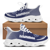 Zeta Phi Beta White Clunky Sneakers 3