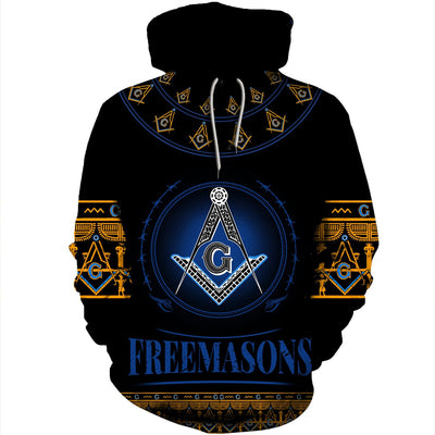3D ALL OVER FREEMASONRY CLOTHES 522019