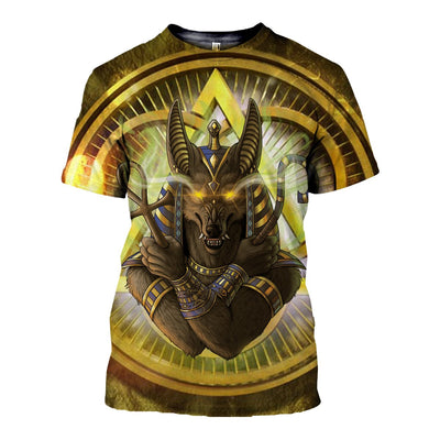 3D ALL OVER ANUBIS CLOTHES 6320191