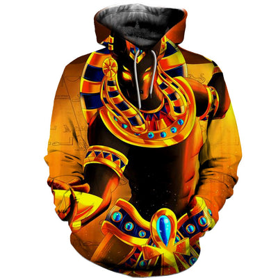3D ALL OVER ANUBIS CLOTHES 8320197