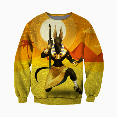 3D ALL OVER ANUBIS CLOTHES 6320198