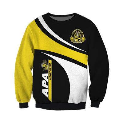 3D ALL OVER ALPHA PHI ALPHA HOODIE 22112019
