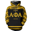 3D ALL OVER ALPHA PHI ALPHA HOODIE 672019