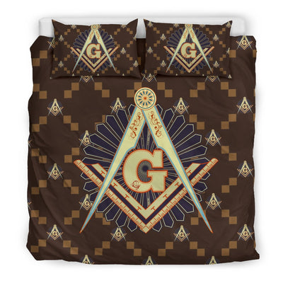 BEDDING SET FREEMASON