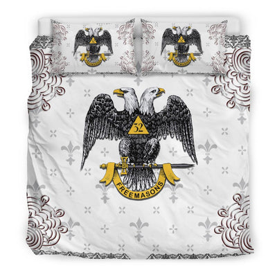 SCOTTISH RITE BEDDING SET
