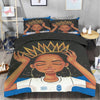 Zeta Phi Beta Bedding set 972020
