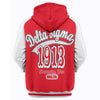 3D ALL OVER DELTA SIGMA THETA HOODIE 1172019