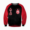 3D ALL OVER DELTA SIGMA THETA HOODIE 29720191