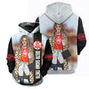 3D ALL OVER DELTA SIGMA THETA HOODIE 392019