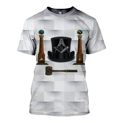 3D ALL OVER FREEMASONRY CLOTHES 13320192