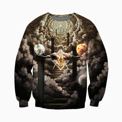 3D ALL OVER FREEMASONRY CLOTHES 14320196