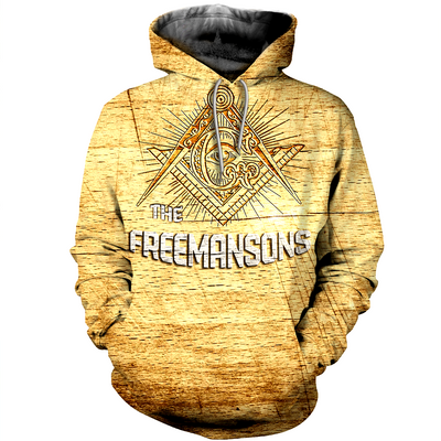 3D ALL OVER FREEMASONRY CLOTHES 15320192
