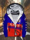 Benevolent & Protective Order of Elks Fleece Zip Hoodies 1482020