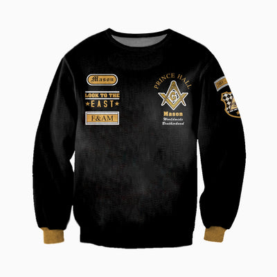 3D ALL OVER FREEMASONRY HOODIE 2262019