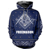 3D ALL OVER FREEMASONRY HOODIE 3620193