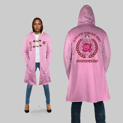KAPPA DELTA CHI HOODED COAT