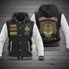 FREEMASONRY HOODED BASEBALL JACKET