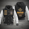 FREEMASONRY HOODED BASEBALL JACKET 8120201
