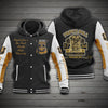 FREEMASONRY HOODED BASEBALL JACKET 8120202