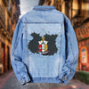 Kappa Alpha Psi Denim Jacket