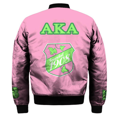 3D ALL OVER HOODIE ALPHA KAPPA ALPHA 1972019
