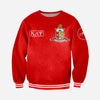 3D ALL OVER KAPPA ALPHA PSI HOODIE 25720191