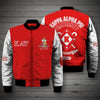 3D ALL OVER KAPPA ALPHA PSI HOODIE 26720192
