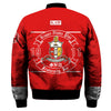 3D ALL OVER KAPPA ALPHA PSI HOODIE 26720193