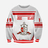 3D ALL OVER KAPPA ALPHA PSI HOODIE 27720191