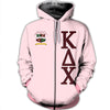 3D ALL OVER KAPPA DELTA CHI SHIRT 23420201