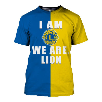 3D ALL OVER PRINTED LIONS CLUBS INTERNATIONAL CLOTHES 23320192