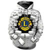 3D ALL OVER PRINTED LIONS CLUBS INTERNATIONAL CLOTHES