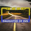 Daughter Of Isis Car License Plate Frames