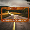 Heroines Of Jericho  Car License Plate Frames