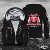 Delta Sigma Theta Fleece Zip Hoodies 251020194