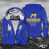 Sigma Gamma Rho Fleece Zip Hoodies 291020192