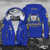 Sigma Gamma Rho Fleece Zip Hoodies 29102019