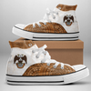 scottish rite High Top Shoes
