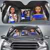 Zeta Phi Beta Windshield Shade