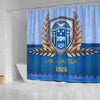 Zeta Phi Beta Shower Curtains