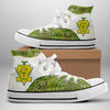Chi Eta Phi High Top Shoes