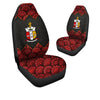 Kappa Alpha Psi Car Seat Covers