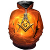 3D ALL OVER FREEMASONRY CLOTHES MSN002