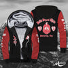 Delta Sigma Theta Fleece Zip Hoodies 28102019