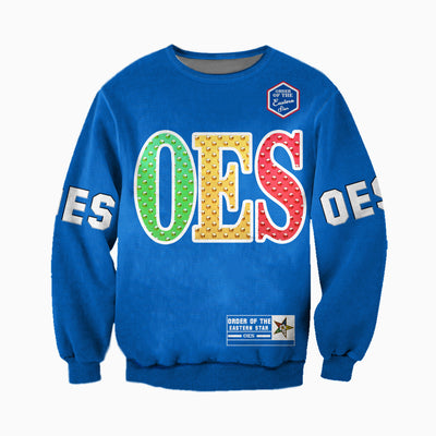 3D ALL OVER OES HOODIE 25620191
