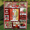 Merry Christmas Kappa Alpha Psi Quilt