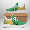 Alpha Kappa Alpha White Sport Shoes