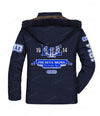 PHI BETA SIGMA COTTON FLEECE COAT