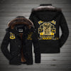 FREEMASON COTTON FLEECE COAT